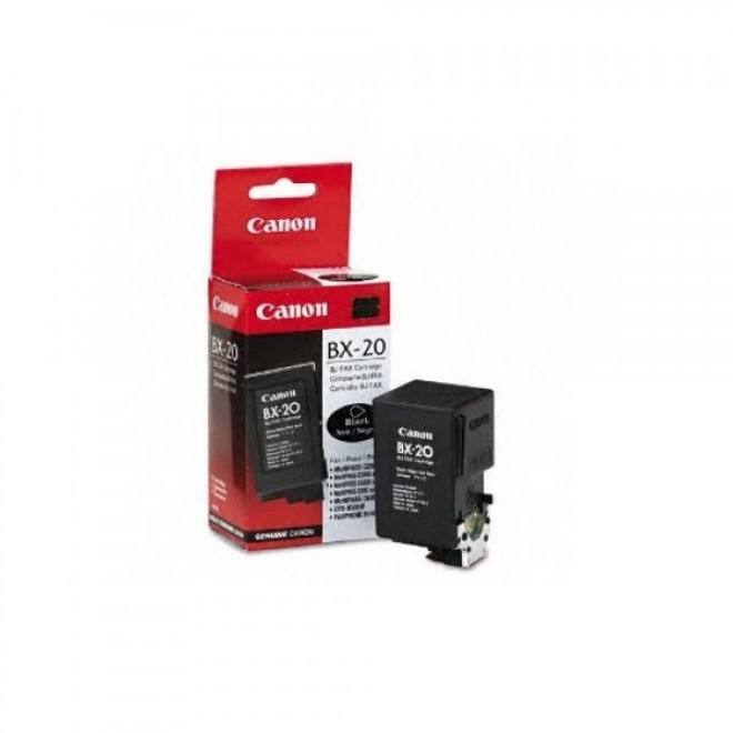 Canon Genuine BX-20  Black High Capacity Ink Cartridge for MPC75/MPC70/MPC50