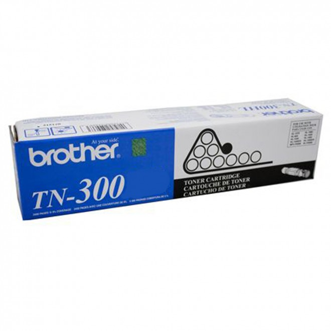 Brother Genuine TN-300 Black Toner Cartridge for HL-1040/1050/1060/1070/2000
