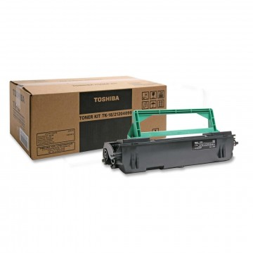 Toshiba Genuine TK-18 Black Toner Cartridge for DP-80F/DP-85F